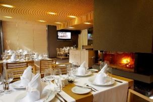 Luxury restaurant | Aparthotel Lucky Bansko SPA & Relax