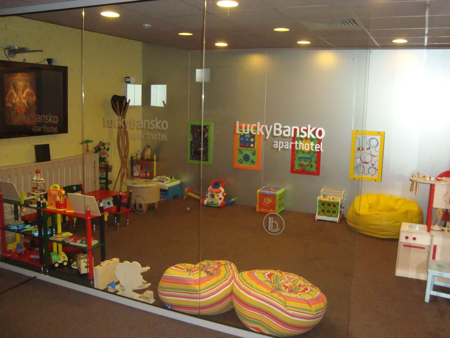 Playground at the Lucky Bansko | Aparthotel Lucky Bansko SPA & Relax