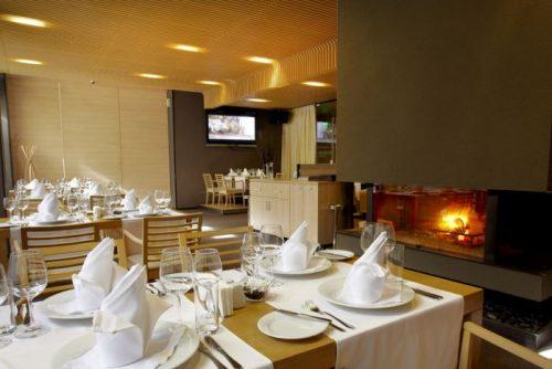 "Lucky Bansko Aparthotel SPA & Relax | Photo of ""Le bistro"" restaurant"
