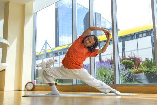 Lucky Bansko Aparthotel SPA & Relax | Photo of yoga guru Prakash