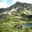 Pirin mountain
