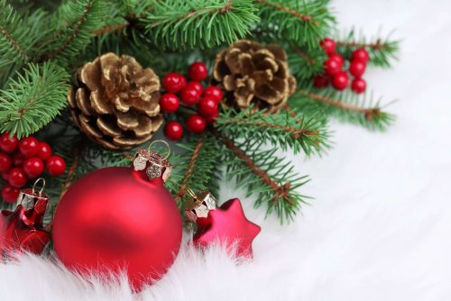 Christmas tree with toys | Lucky Bansko SPA & Relax