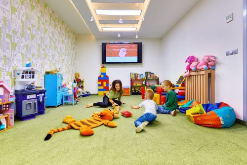 Children club at Luckybansko Hotel