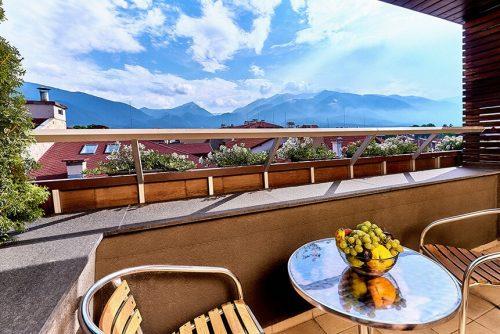 Executive balcony view | Lucky Bansko
