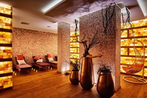 Spa and relax zone | Lucky Bansko