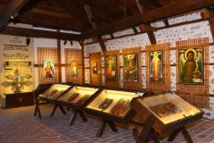 Permanent icon exhibition | Lucky Bansko