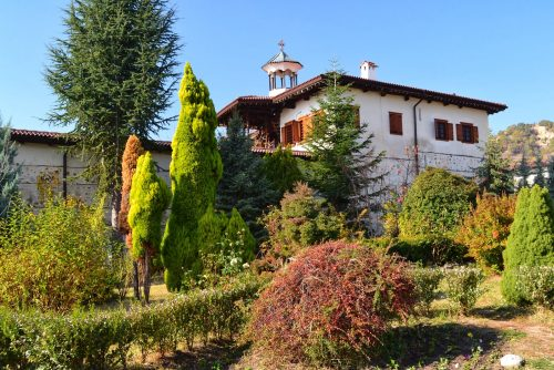 View of Rozhen Monastery | Lucky Bansko