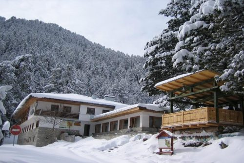 Chalet Yavorov in the Pirin Mountains | Lucky Bansko