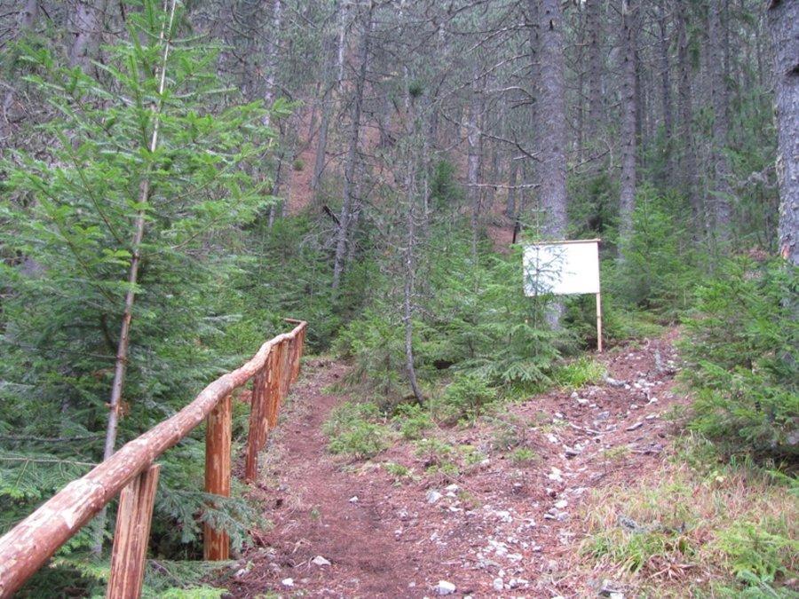 Road to Sitan Kale from Bansko | Lucky Bansko