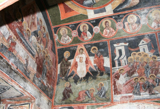 St. St. Teodor Tiron and Teodor Stratilat in Dobarsko | Lucky Bansko