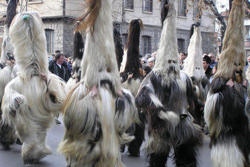 Kukeri Carnival in Bansko | Lucky Bansko SPA & Relax