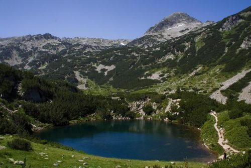 Picture of the Eye Lake | Lucky Bansko SPA & Relax