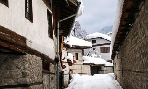 Picture of Bansko at Christmas | Lucky Bansko SPA & Relax