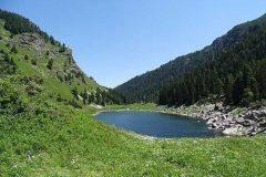 The dry lake in Rila | Lucky Bansko
