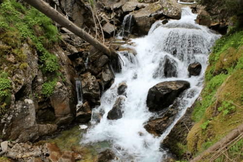 Photo of a waterfall | Lucky Bansko