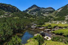 Pirin peaks Luckybansko