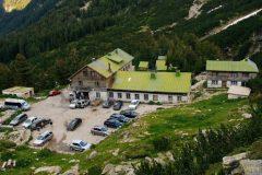 Shelters in Pirin montain Luckybansko