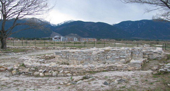 Routes for key landmarks in and around Bansko