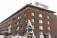 Lucky Bansko Aparthotel SPA & Relax | Photo of windows in the hotel