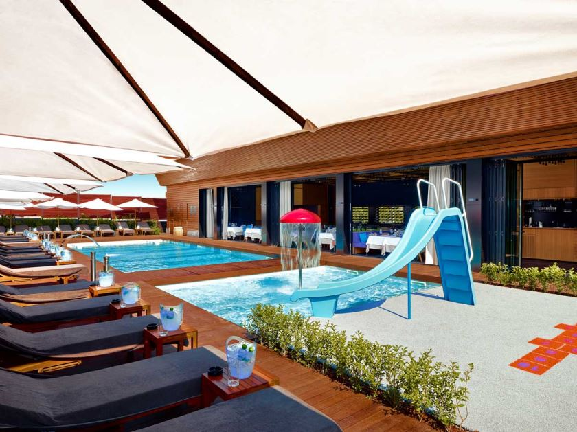 Aparthotel Lucky Bansko SPA & Relax | Аква комплекс