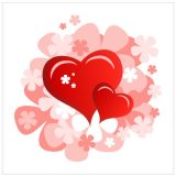 Photo of red hearts   Lucky Bansko Aparthotel & Spa