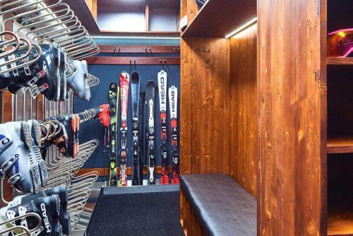 Ski wardrobe