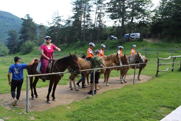 Horse riding for children | Lucky Bansko SPA & Relax