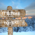 Free of charge transfers to ski tracks