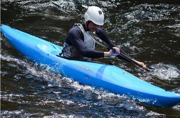 What is kayaking in Bansko?