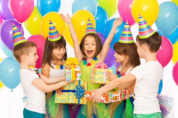 Celebrating a child's birthday at Lucky Bansko Hotel
