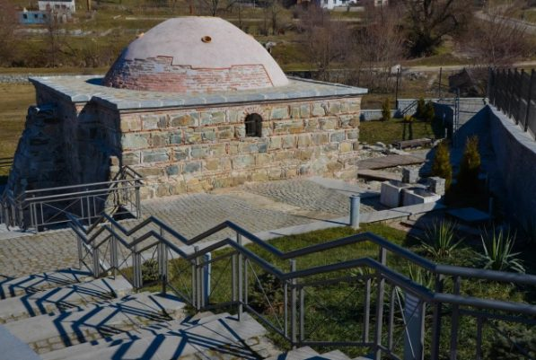 The village of Banya - the mineral paradise of Bulgaria
