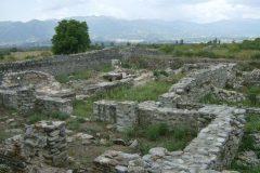 Ancient Roman city - Nicopolis ad Nestum